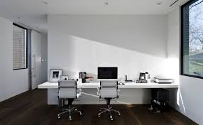 designing your home office with professional white accent homesfeed