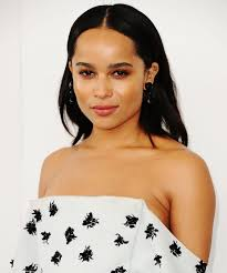 Asap Rocky Hairstyle Name Zoe Kravitz Big Little Lies Natural Hairstyles Looks