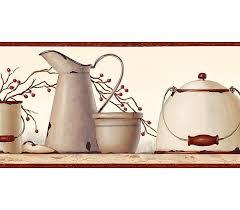 kitchen wallpaper borders ideas best 25 kitchen wallpaper border ideas on wallpaper