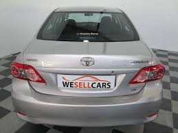 toyota co used toyota corolla 1 6 proffesional for sale