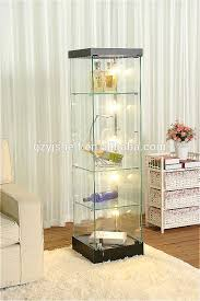 simple style living room glass showcase design living room