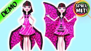 Monster High Draculaura Halloween Costume by