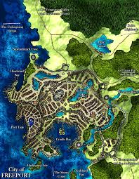 Eq2 Maps What Do You Think Of Pnp Style City Maps For Mmo Gameplay