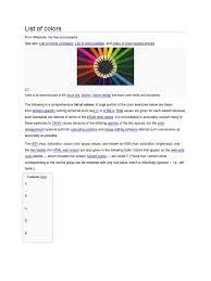 100 list of neutral colors postcards u2013 marc gannon
