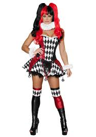 women u0027s court jester cutie costume