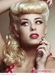 www hairstyle pin 24 best pin up hair images on pinterest hair dos hairdos and