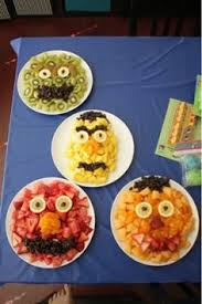 sesame street cupcakes elmo and bigbird are too cute from