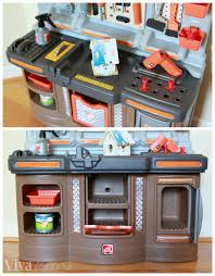 Step 2 Storybook Cottage Used by Step2 Home Depot Big Builders Pro Workshop Review And Giveaway