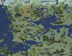 Map Of Faerun Updated World Map U2014 Beamdog Forums