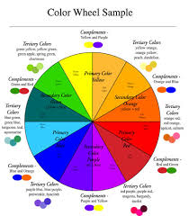 what colors make purple using complements to create depth and control saturation on the