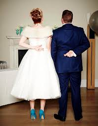 Talking of the first moment she laid eyes on her new husband  Emma told The