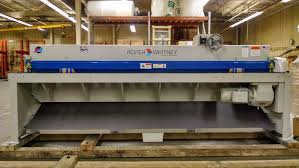 sheet metal roofing equipment used roofing machines