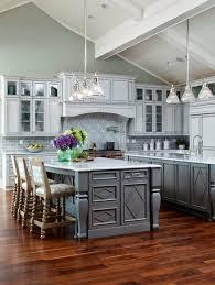 Gray Kitchen Island 52 Best Kitchen White Blues U0026 Grays Images On Pinterest