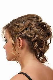 Hochsteckfrisurenen Mittellange Haar Mit Locken verspielte halbe hochsteckfrisur mit hochgesteckten locken