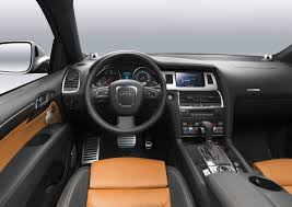 audi suv q7 interior 4 reasons why the first gen audi q7 was the ultimate suv