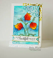 crafters corner using stamp u0026 stencil duo by penny black