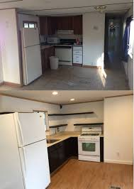 mobile home kitchen remodeling ideas mobile home makeover u2013 before and after rehab pictures u2014 mobile