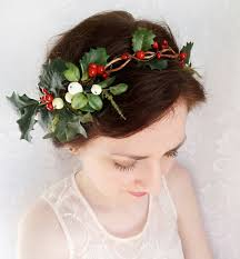 christmas hair accessories hair accessories christmas hair band mistletoe