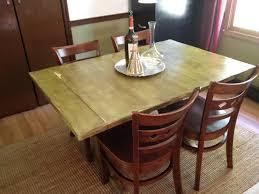 living room unfinished wood dining table spark kitchen sink diy