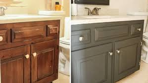 what paint is best for bathroom cabinets how to paint my bathroom cabinets like a pro quora
