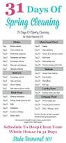 Bathroom Cleaning Checklist Template 99 Best Spring Cleaning Images On Pinterest Cleaning Tips