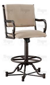 Swivel Tilt Dining Chairs by Tempo Furniture Bullseye Swivel Tilt Bar Stool
