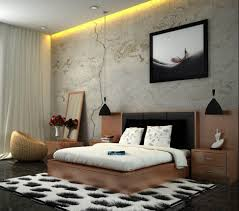 black bed room wallpaper for bedroom walls black and white decosee com
