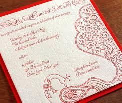 Indian Wedding Reception Invitation Wording 2012 Wedding Trends Reception Only Invitations Letterpress