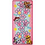 Tinkerbell Rug Amazon Com Disney Tinkerbell Rug Fairies Hopscotch Floor