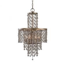 Light Crystal Chandelier Uttermost Valka 6 Light Crystal Chandelier 21288 The Lamp Outlet