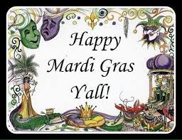 cardsadult mardi gras thinking today of all the times we had together at mardi gras
