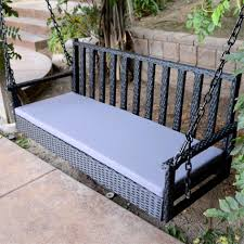 Swing Patio Chair Extraordinary Swing Seat Sofa Ing Outdoor Garden Swing Seat