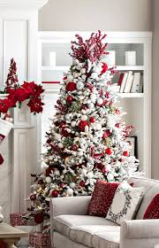 Christmas Home Decoration Pic Open Plan Living Space Holiday Decor Ideas