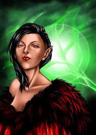 dragon age inqusition black hair fanart dragon age inquisition female inquisitor by atori e on