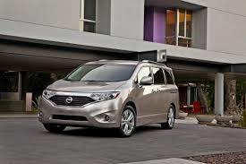 nissan caravan 2014 which 2012 minivan a nissan quest or a dodge grand caravan the