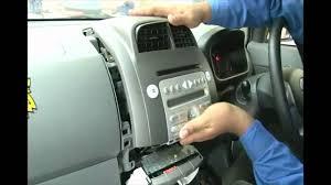 lexus is200 turbo umbau cara cara membuka cover radio dashboard kereta myvi didik tv