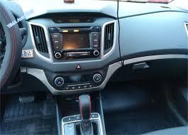 Hyundai Ix25 Interior Online Shop New Style For Hyundai Creta Ix25 2015 2016 2017