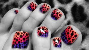 march 2013 toe nail art pedi designs youtube