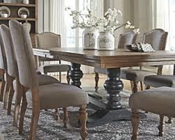 ashley furniture table and chairs dining room the tanshire table from ashley furniture homestore set