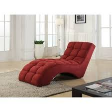 red chaise lounge chairs you u0027ll love wayfair