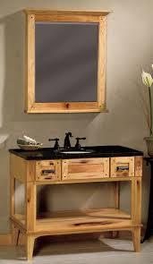 Open Vanity Bathroom 42