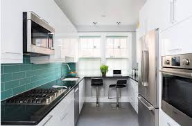 Galley Kitchen With Pass Through 40 Square Feet Kitchen Modern Dedign Ideas U0026 Layout Types Small