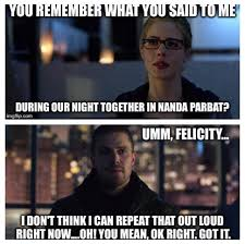 Arrow Memes - funny arrow meme from stephen s amell facebook page pepper