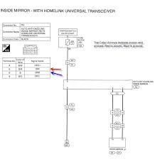 audi homelink wiring diagram audi wiring diagrams instruction