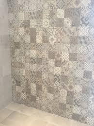 porcelanosa dover antique neutral mix traditional square tile