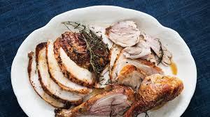 herb roasted turkey recipe bon appetit