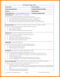 project scope template teller resume sample
