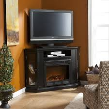 small electric fireplace tv stand home design image beautiful with