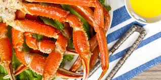 Buffet With Crab Legs by The Wharf Local Seafood Buffet Restaurant Panama City Beach