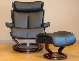 stressless magic paloma black leather by ekornes stressless